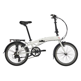 "Ortler London One - Vélo pliant - 20"" blanc"